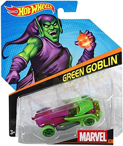 Hot Wheels Marvel Character Cars 1:64 Scale Die-Cast Vehicle DOC OCK