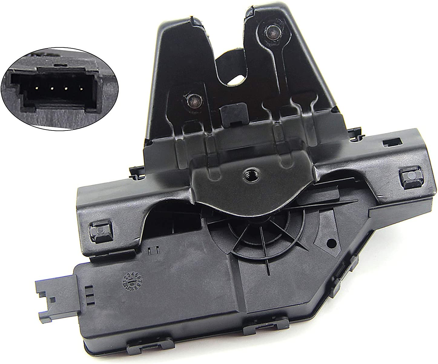 USTAR Tailgate Lock Trunk Latch Actuator for BMW E82 E88 E46 E90 E91 E92 E93 E60 E61 E85 E86 M3 M5 M6 1999-2010 Replaces 51247840617