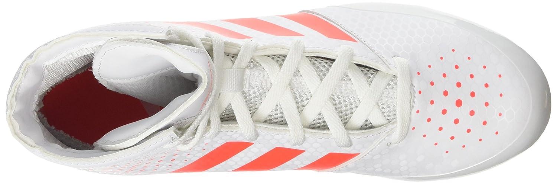 Adidas KO Legend 16 2, Mocasines para Hombre, Blanco(White/Coral), 36 EU adidas