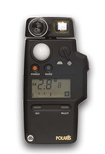 amazon com polaris spd500 flash meter photographic light meters rh amazon com Light Meter Light Meters for Photography