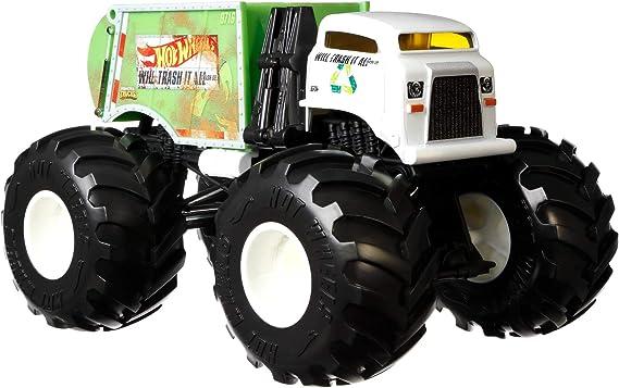 Hot Wheels Monster Trucks 1:24 Scale Assortment