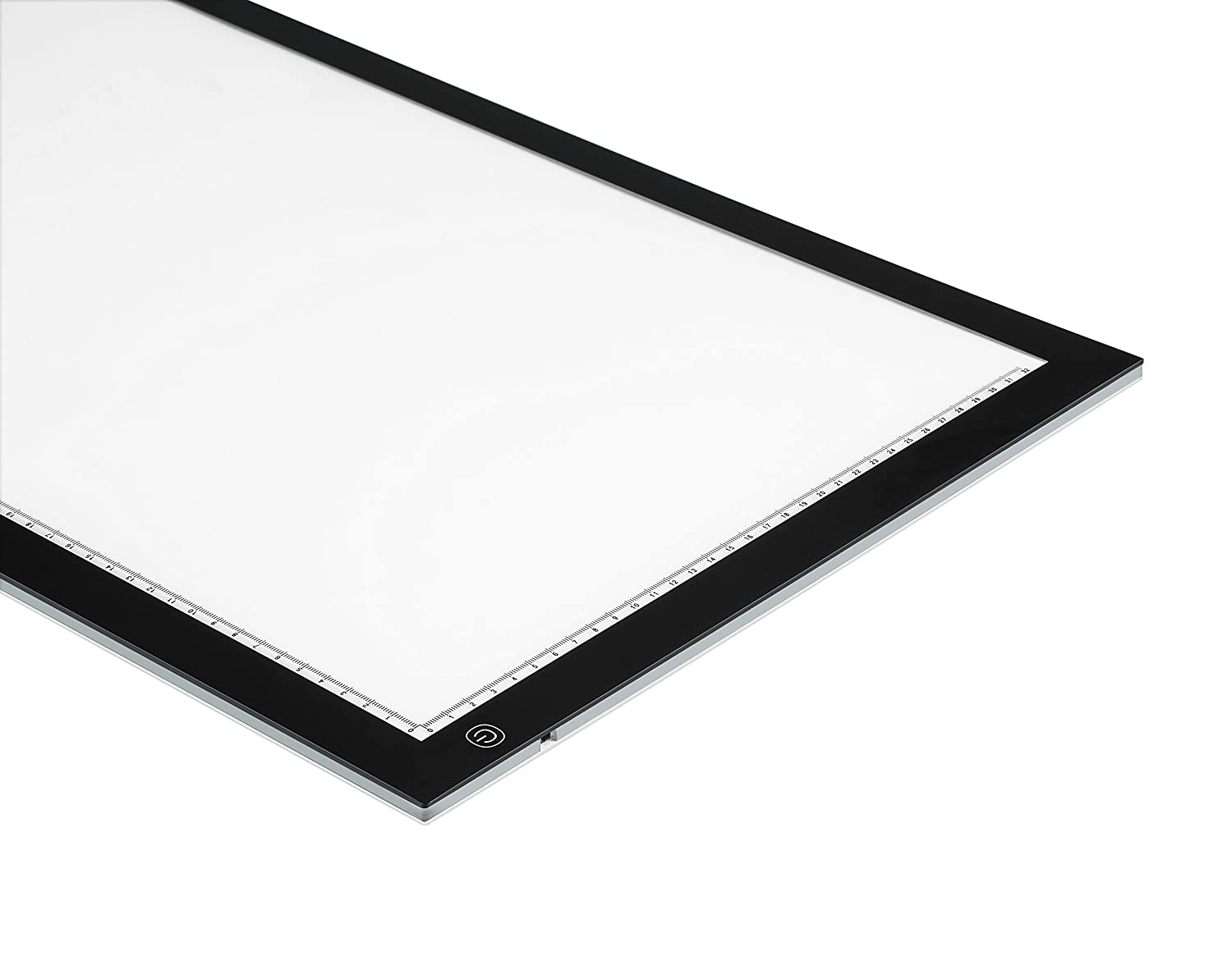 """Dbmier A2 LED Ultra-Thin Light Tracer Artcraft Tracing Light Pad Adjustable Light Box - 12.60"""" X 20.47"""" with Acrylics 230V AC/DC Power Adapter & Dimmable ..."""