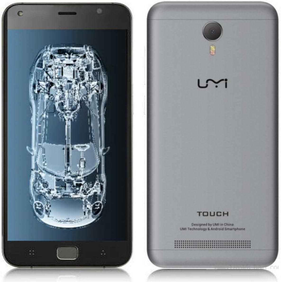 5.5schermo HD UMI Touch 4 G LTE FDD Smartphone Android 6.0 Octa ...