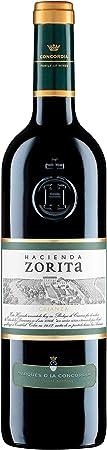 Hacienda Zorita Crianza - Caja de Vino Tinto (6 botellas x 750 ml)