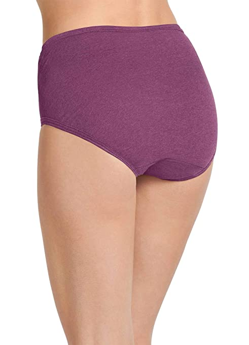 2a961b68f58 Jockey Women's Plus Size Elance Brief 3-Pack at Amazon Women's Clothing  store: