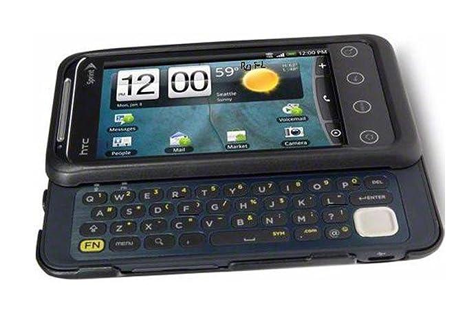 amazon com htc evo shift 4g wimax apa 7373 no contract sprint cell rh amazon com HTC EVO 4G Phone HTC EVO Shift 4G Manual