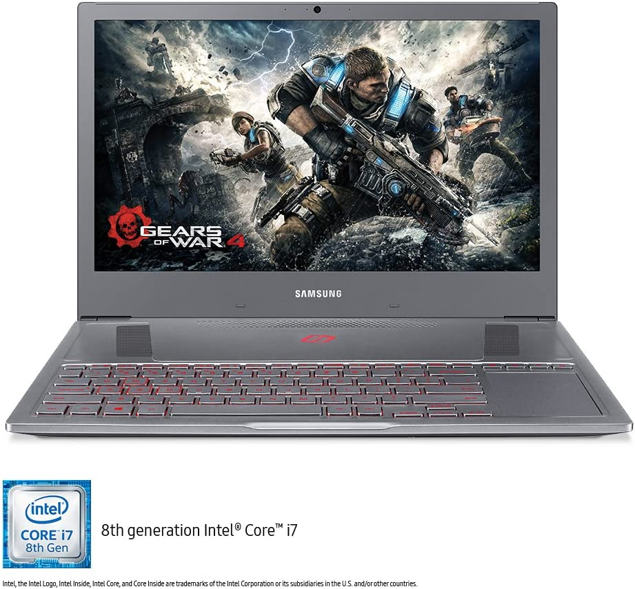 "Samsung Notebook Odyssey Z 15.6"" – Laptop – Intel i7 – 16GB Memory – 256GB SSD – Light Titan"