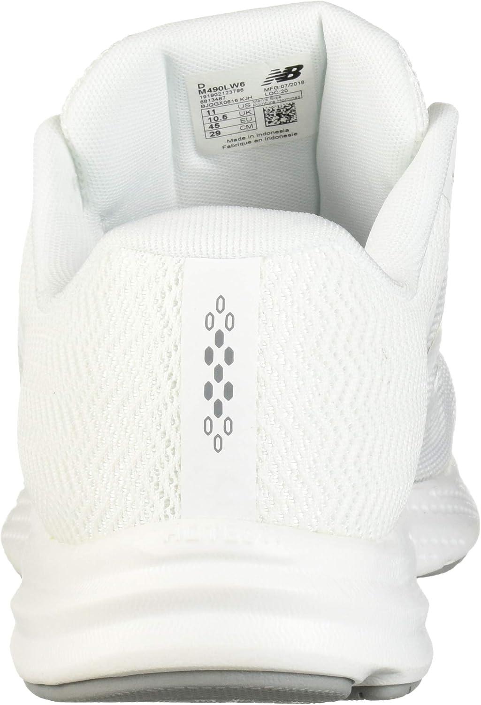 New Balance Herren 490v6 Laufschuhe Weiß