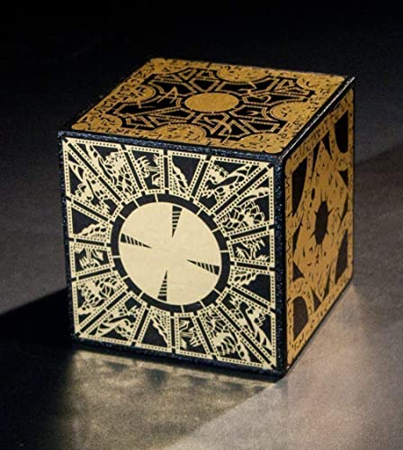 Image result for hellraiser puzzle box