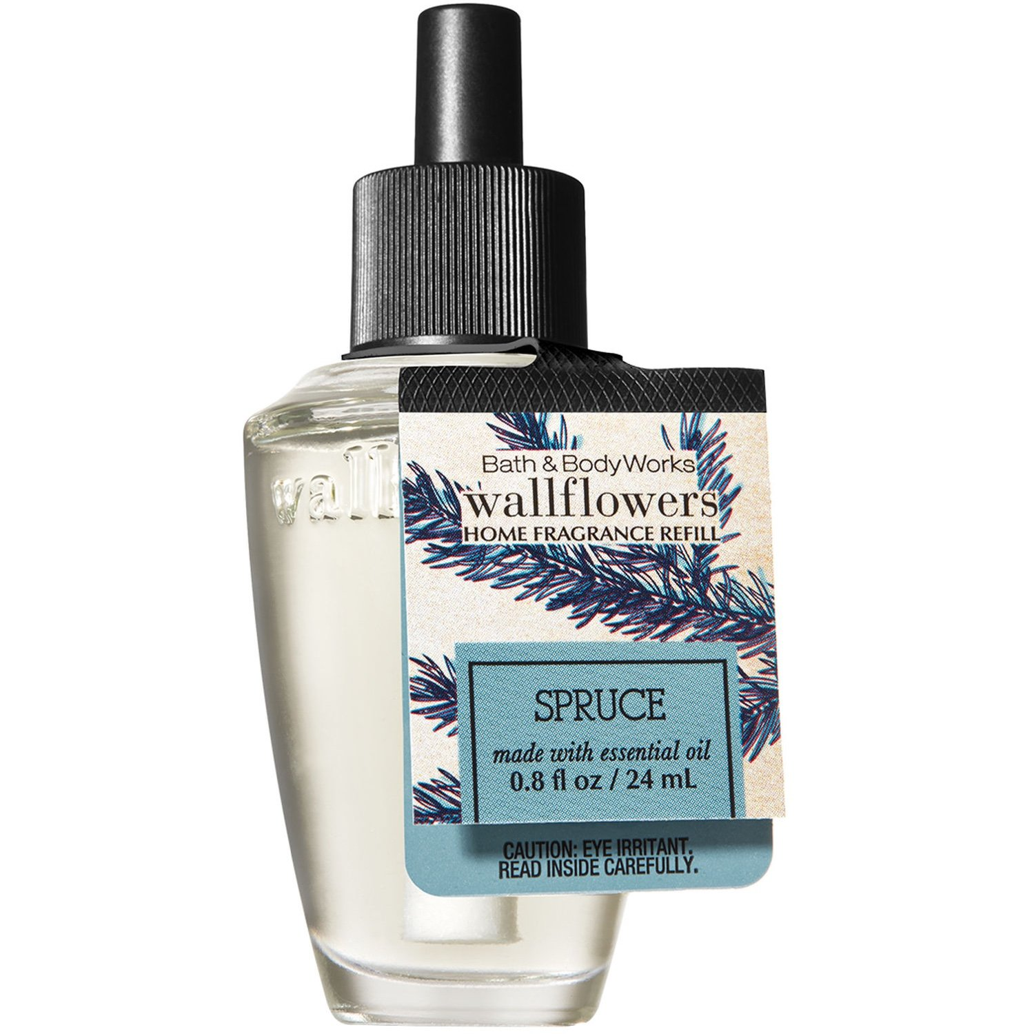 バス&ボディワークスWallflowers Fragrance Refill電球Spruce B076ZX5MJJ