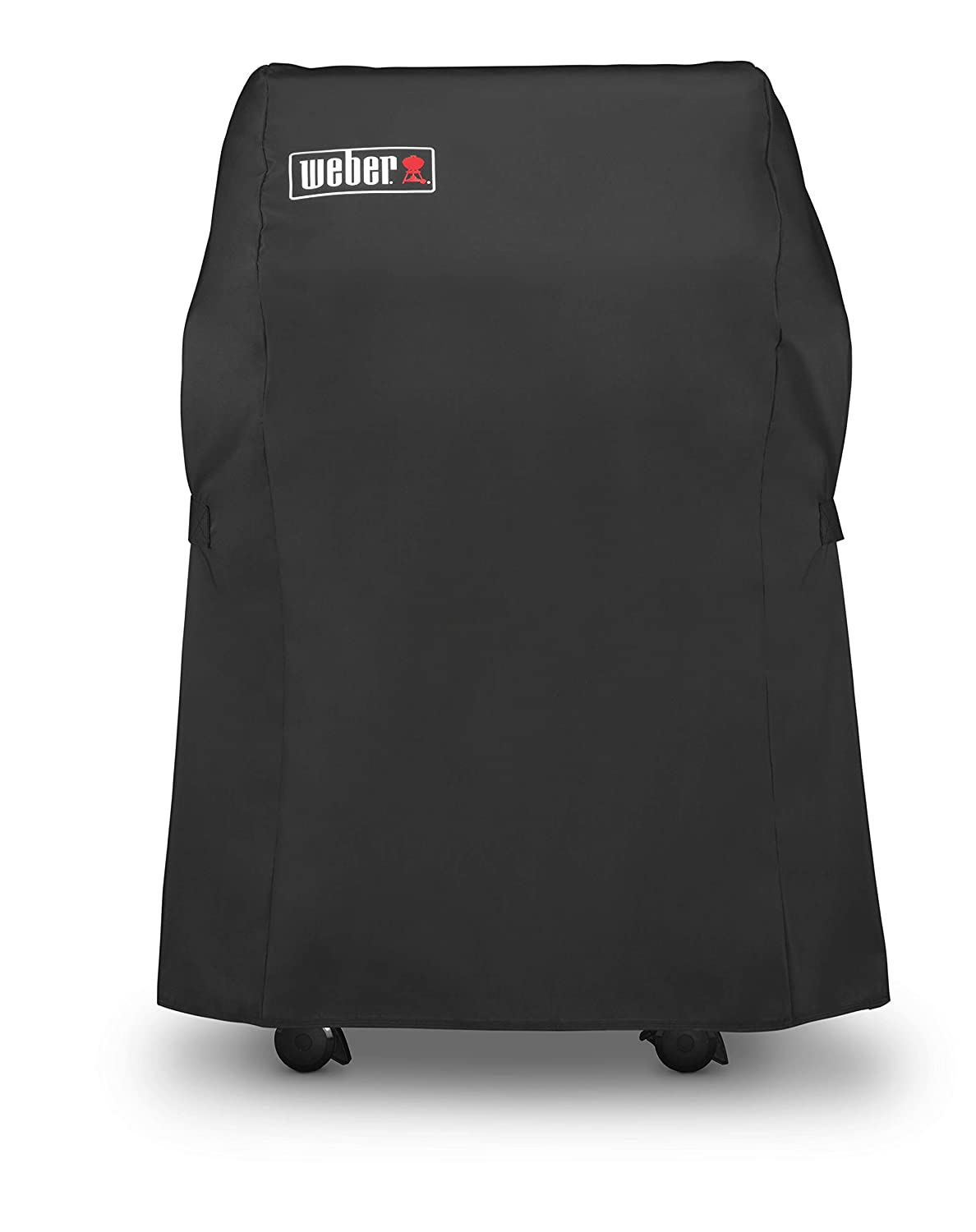 "Weber 7105 Grill Cover for Spirit 210 Series Gas Grills, 29.5""L x 25.8""W x 42.8""H, Black"