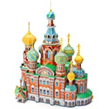 "CubicFun 3D Puzzle ""The Church of the Savior on Spilled Blood"" MC148h"