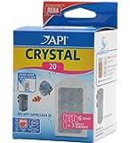 Apl Accessoire pour Aquariophilie Crystal Rena Superclean 20 Boite de 6