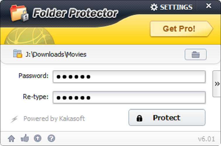 Kakasoft Folder Protector Free Download with Review - Protect Your Folders [Download]