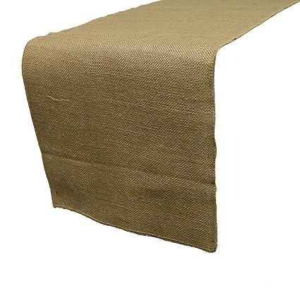 Excellent Amazon Com Your Chair Covers 13 X 108 Inch Jute Burlap Pabps2019 Chair Design Images Pabps2019Com