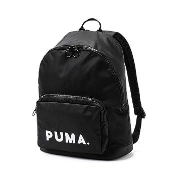 bb88755d1ea2 PUMA Unisex s Originals Backpack Trend Black