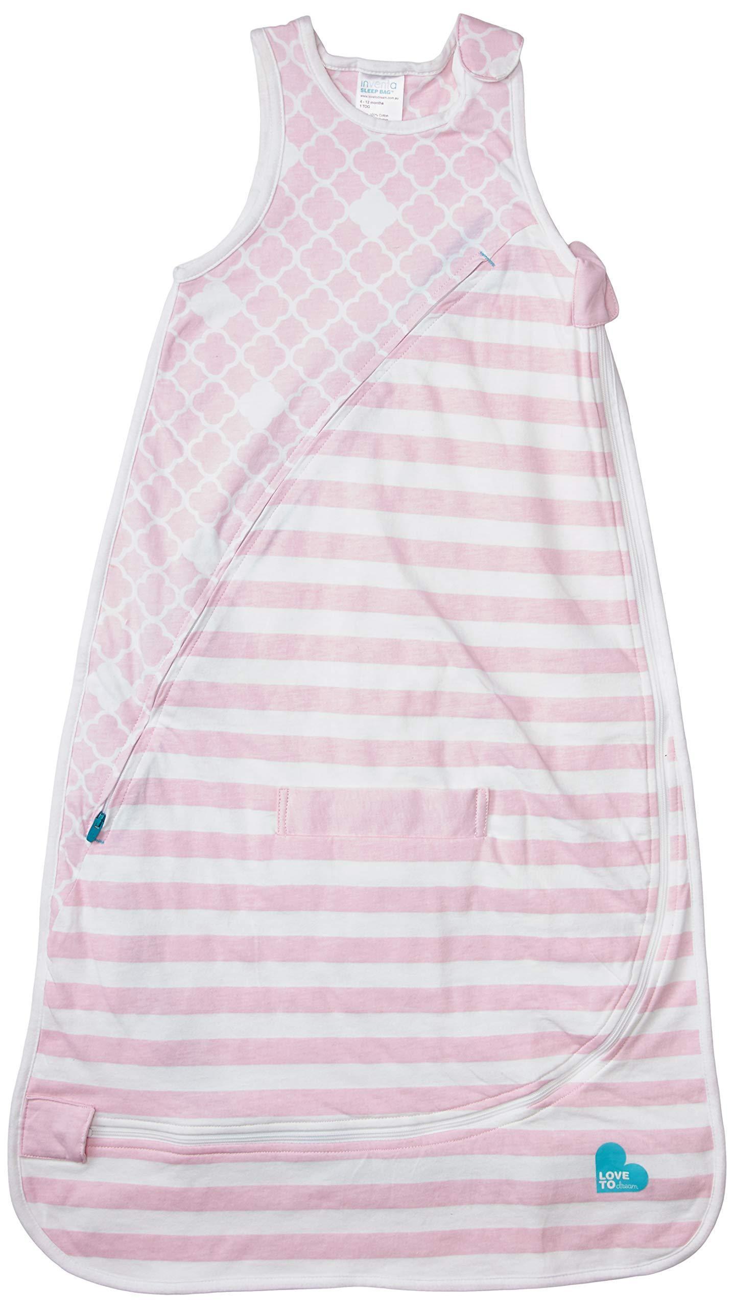9fa9327b9612 Amazon.com  Love To Dream Inventa Sleep Bag Wearable Blanket with ...