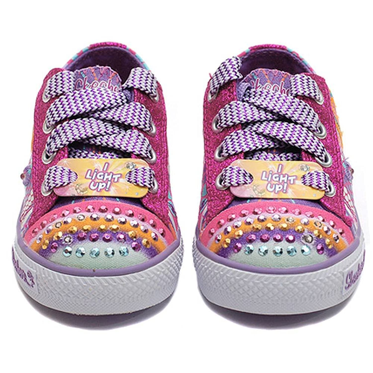 Skechers Twinkle Tærne Salg Amazon KzQF7Nv