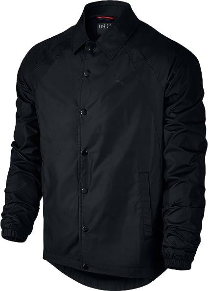 nike coaches coat