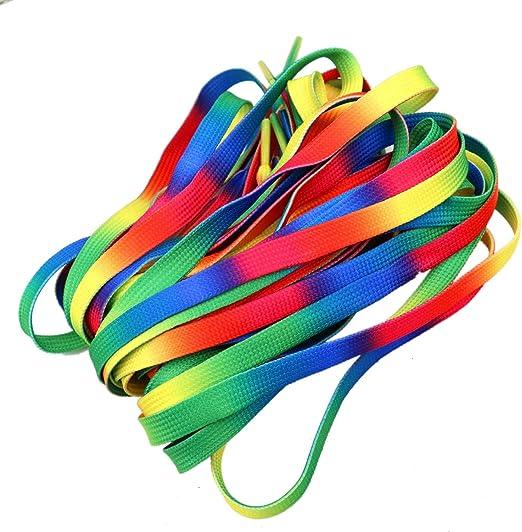 """Flat Athletic Shoelaces  42/"""" 47/"""" 52/"""" Multiple Colors"""