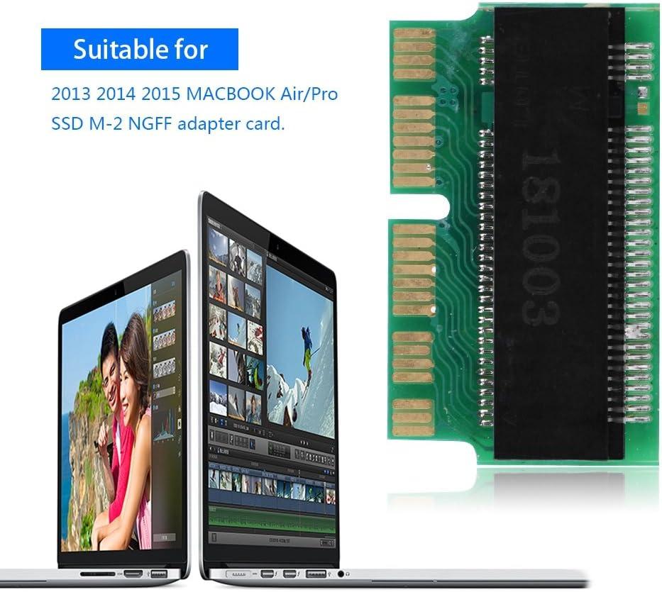 Convertir Tarjeta adaptadora, SSD a M.2 NGFF Convertir Tarjeta de ...