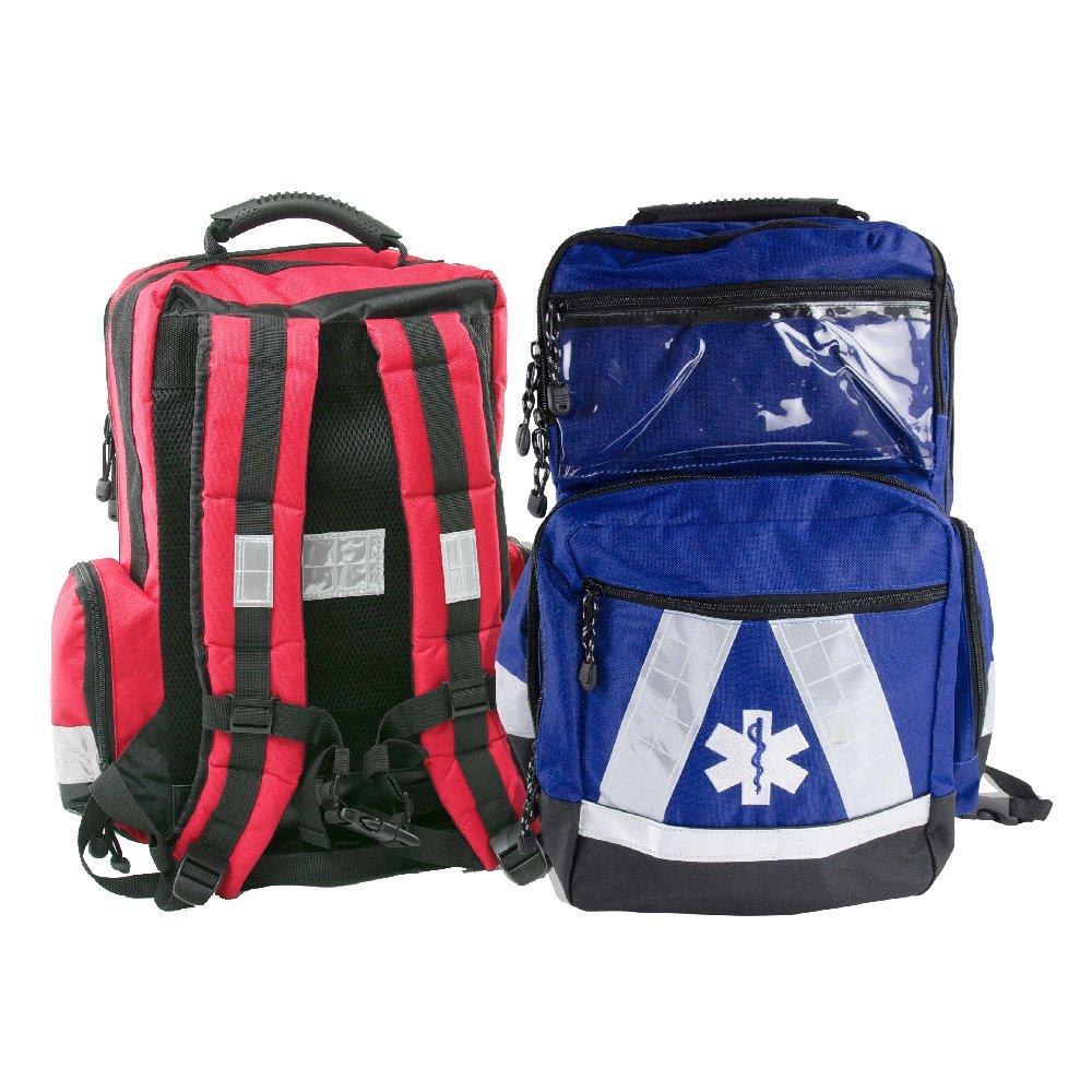 Basic Medical Supply BMS-129128blau Mochila de rescate