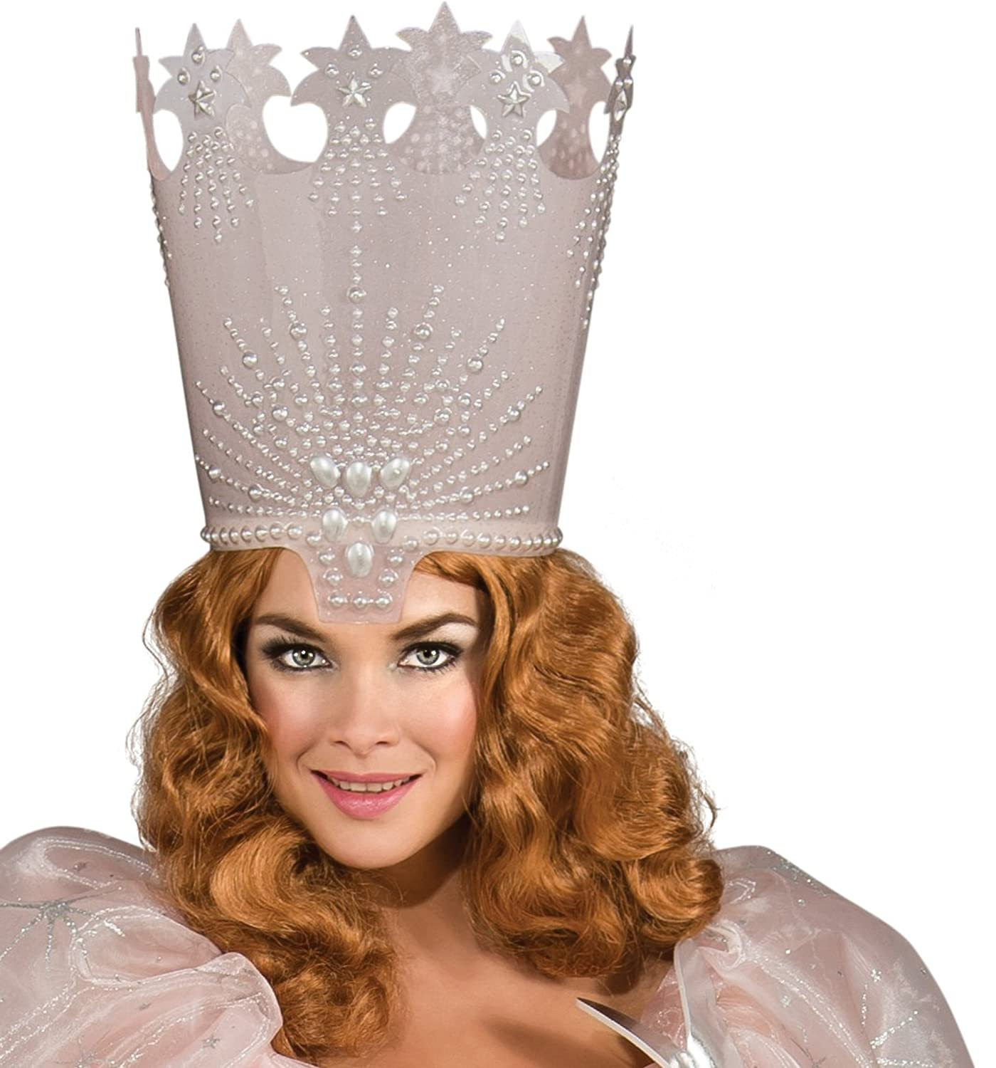 Amazon.com: Rubie's Costume Wizard Of Oz Glinda The Good Witch Wig ...
