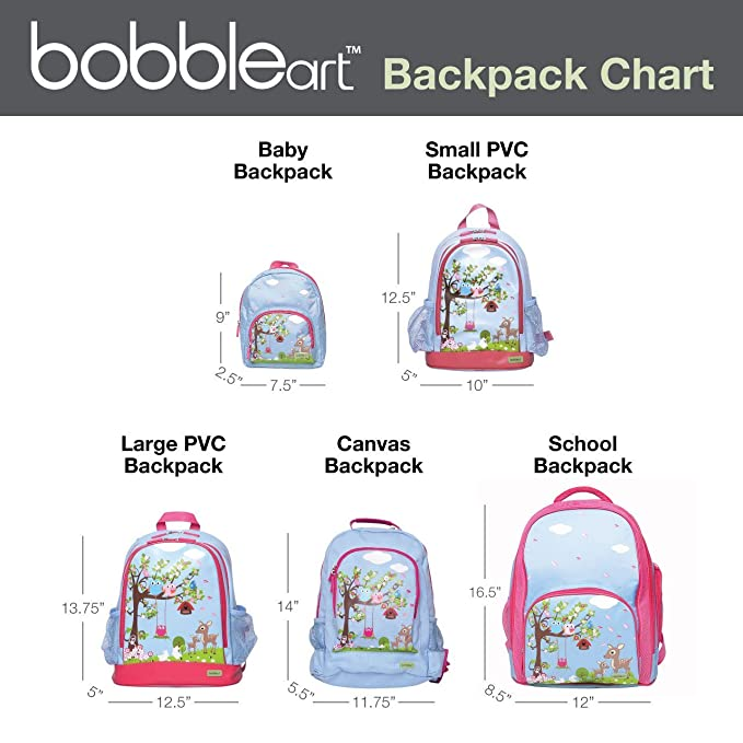 0c56fed800 Amazon.com  BobbleArt Small Toddler Backpack- Traffic  Toys   Games
