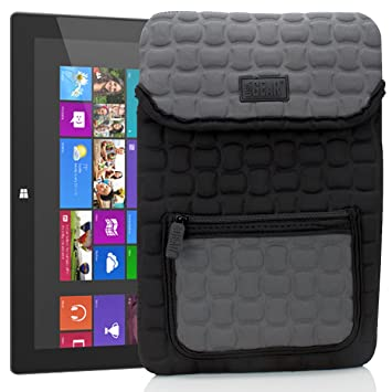 Gear Neo Funda Tablet 10.1 Pulgadas/Sleeve Carcasa Protectora Tablet/Estuche Universal de Tableta Compatible con Samsung Galaxy Tab A Lenovo Tab ...