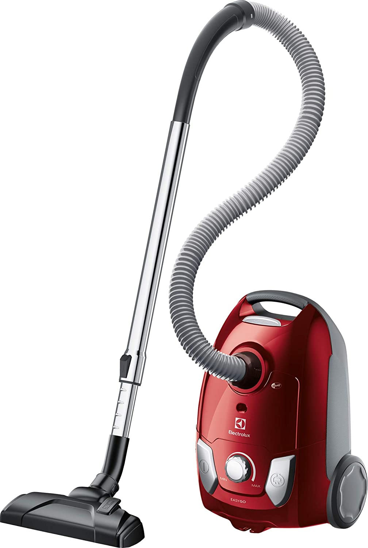 Electrolux EEG43WR - Aspiradora (750 W, Aspiradora cilíndrica, Secar, Bolsa para el polvo, 3 L, HEPA): Amazon.es: Hogar