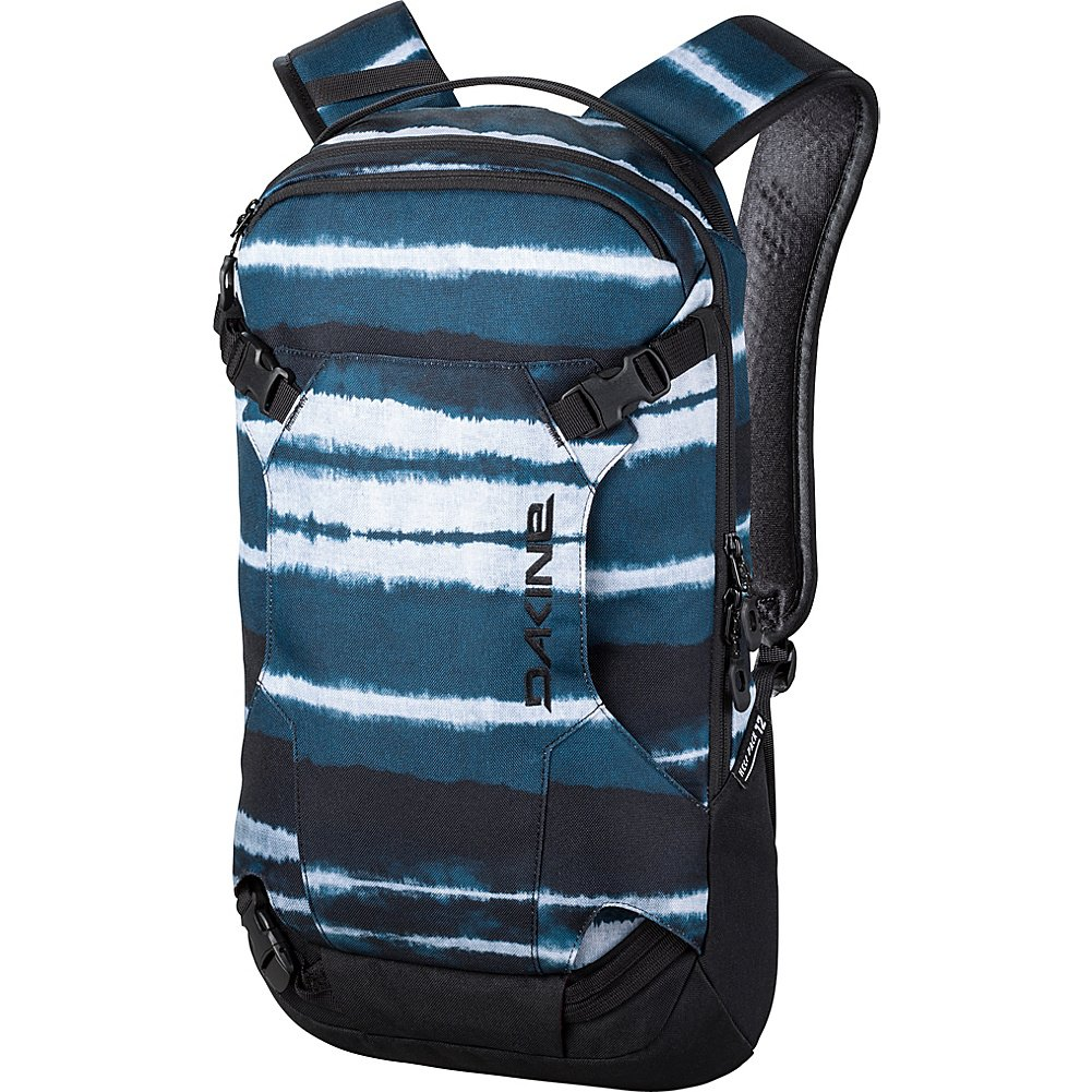 Resin Stripe One Size Dakine Heli Pack 12L Backpack  Laurelwood