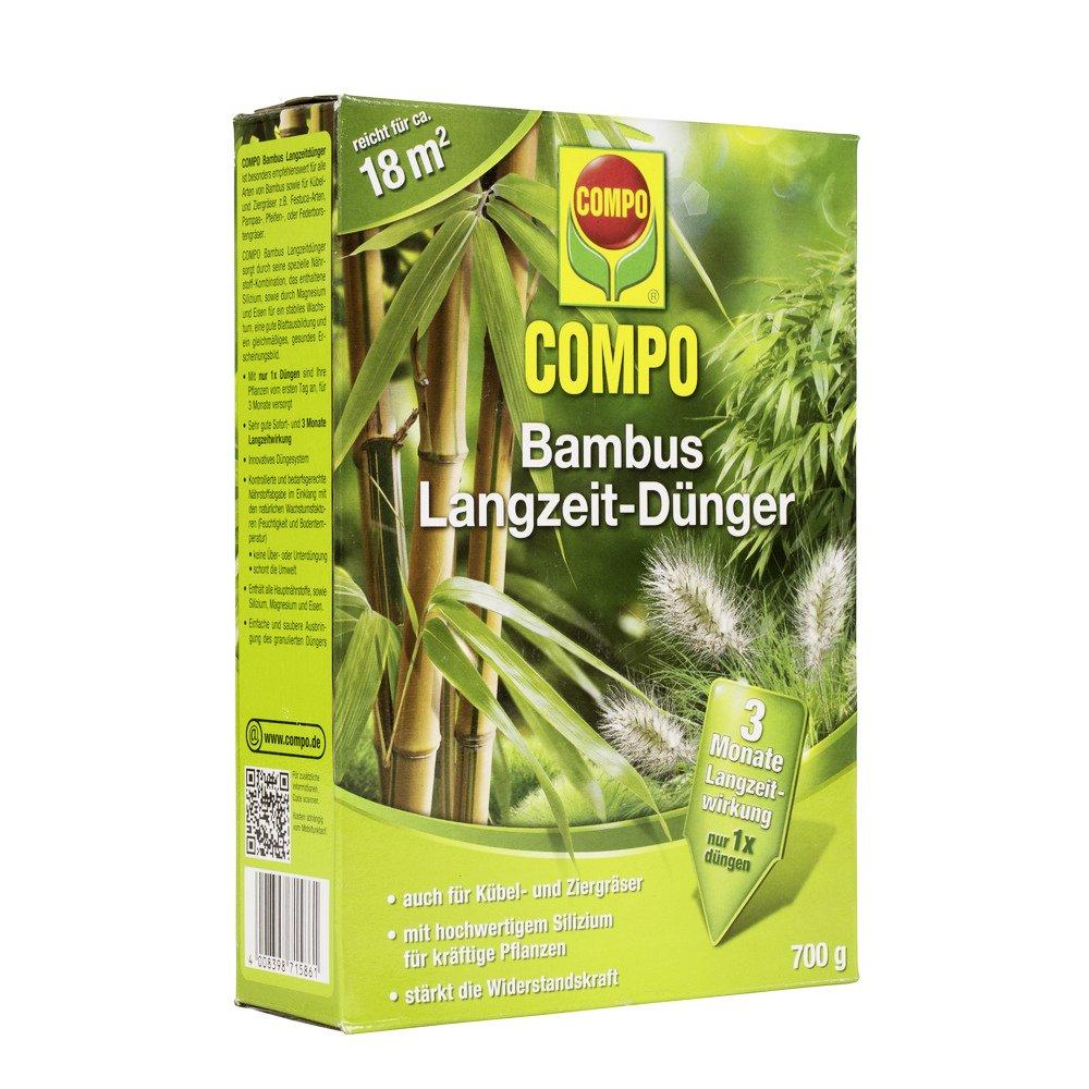 Compo 21586 Bamboo Fertiliser Long 700 g