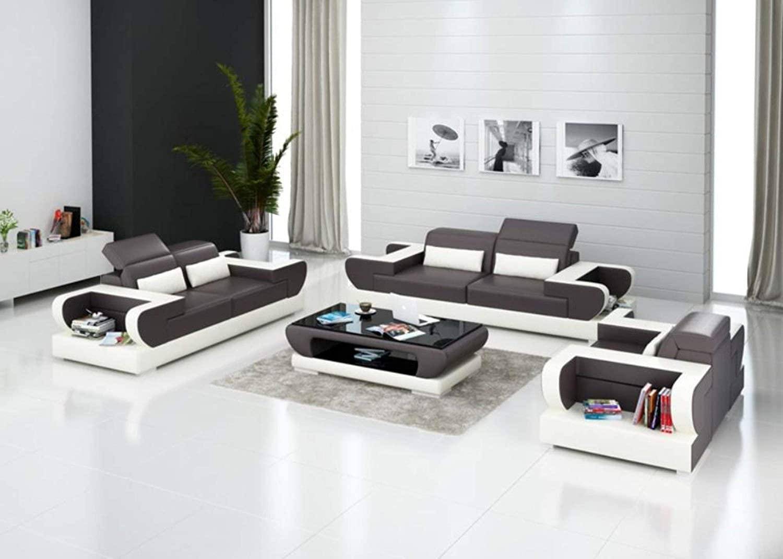 Amazon.com: Modern Luxury Märtha Sofa Group 3 + 2 + 1 ...
