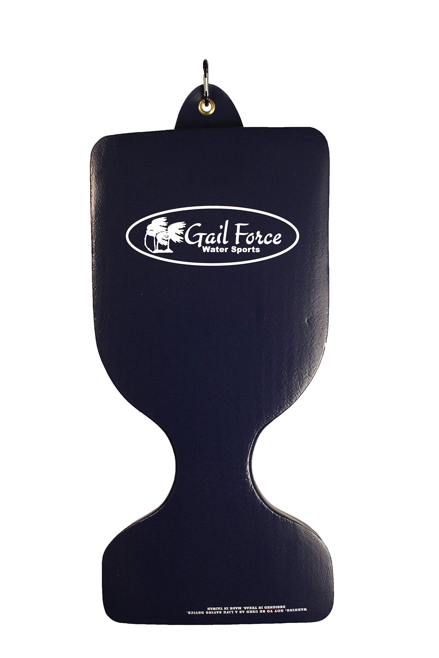 Gail Force Water Sports Saddle Float - Navy by Gail Force Water Sports