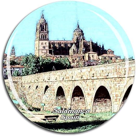 Weekino Puente Romano de españa Catedral de Salamanca Imán de ...