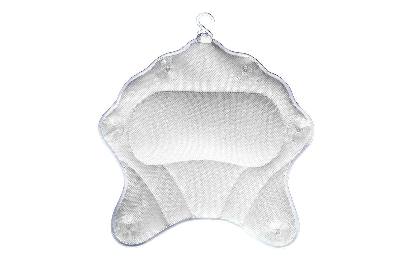Effetto 3D XMAF XMF016018-1 Motivo Stella Marina ad Asciugatura Rapida Cuscino per Vasca da Bagno