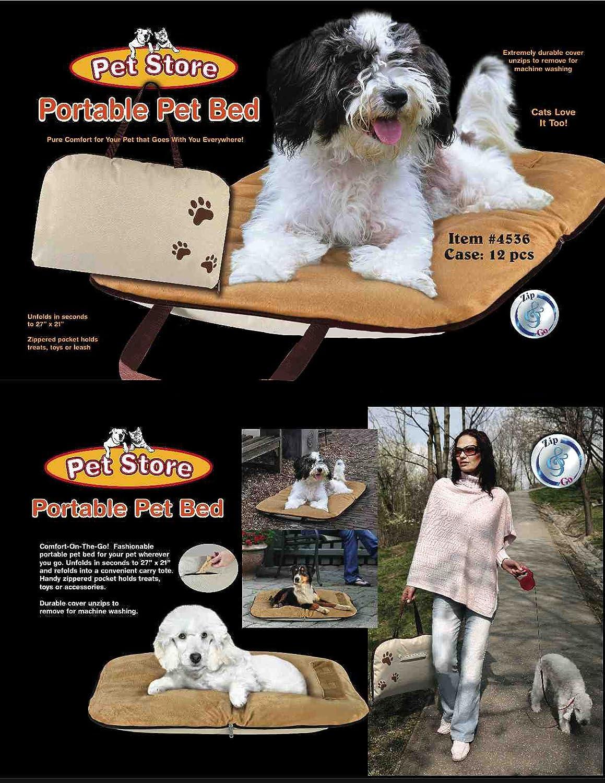 Portable Pet Bed