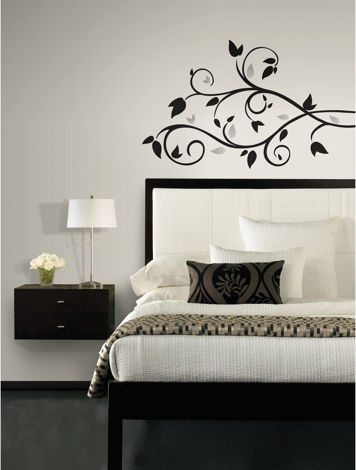 RoomMates Foil Tree Branch Peel and Stick Wall Decal