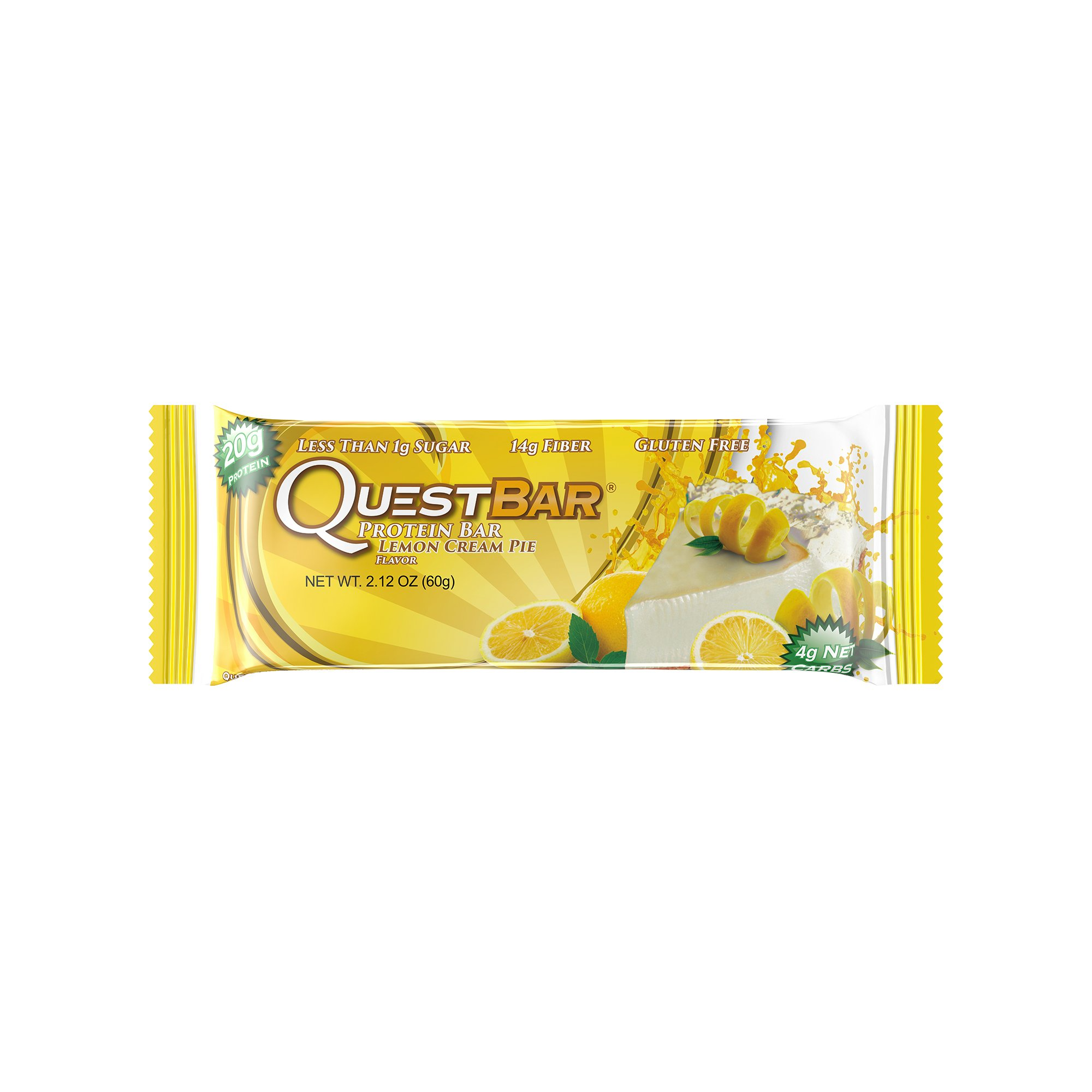 Amazon.com: Quest Nutrition Protein Bar, Banana Nut Muffin ...