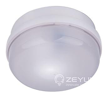 Sensor ZEYUN HF, detector de movimiento de microondas para interiores y exteriores, rango de