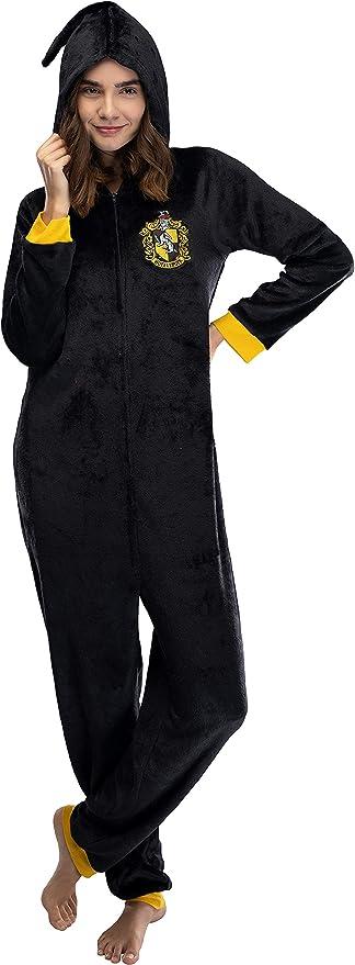 Amazon.com: Intimo Harry Potter - Pijama con capucha de una ...