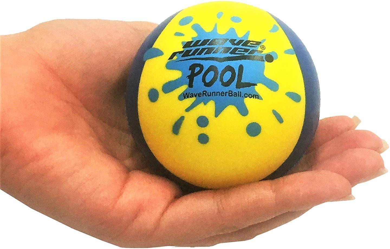 Amazon.com: Wave Runner - Juego de dos pelotas de agua para ...