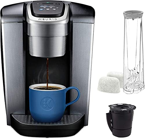 Keurig C K-Elite Maker, Single-Serve K-Cup Pod Brewer, with Iced Coffee Capability