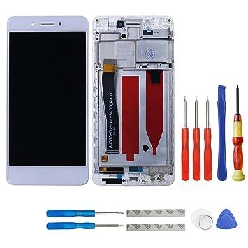 swark Pantalla LCD para Huawei Nova Smart Marco + Pantalla Táctil ...