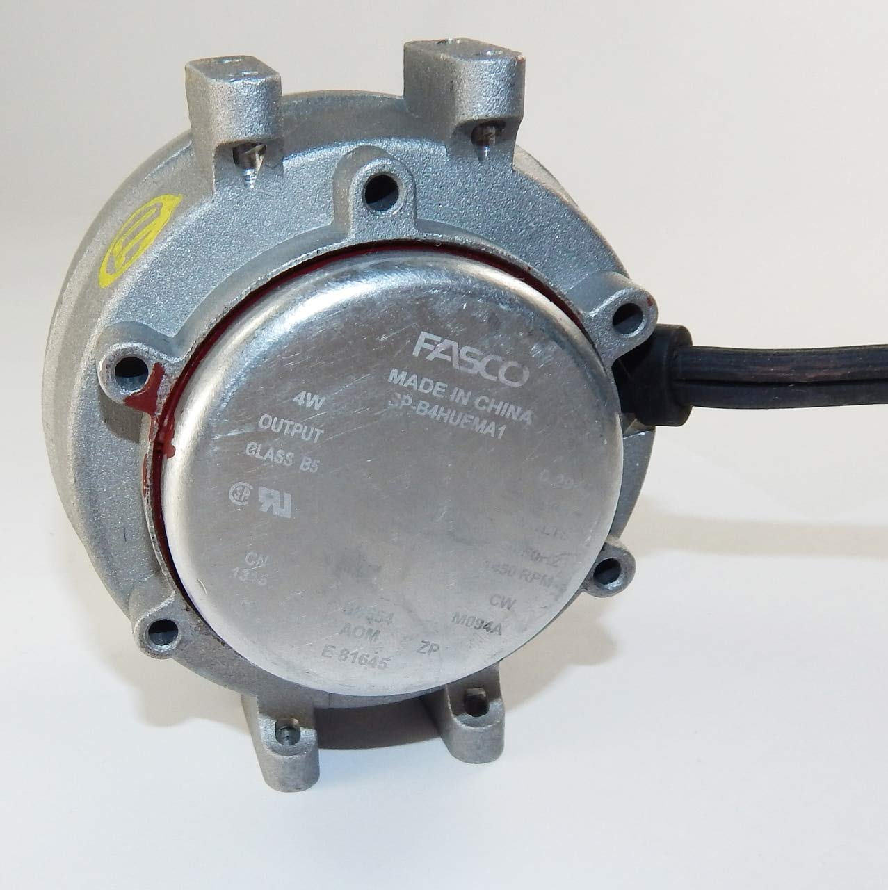 4 Watt 1450 RPM CWLE 115V Unit Bearing Refrigeration Fasco Electric Motor # UB554-F