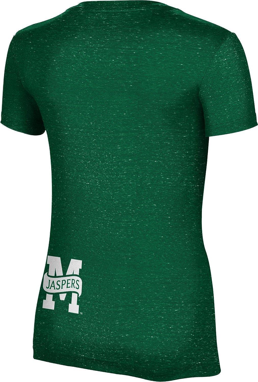 Heathered ProSphere Manhattan College Girls Performance T-Shirt