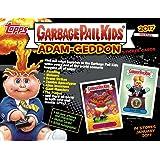 Topps 2017 Garbage Pail Kids Series 1 Armageddon Blaster Box Cards, Blue/White