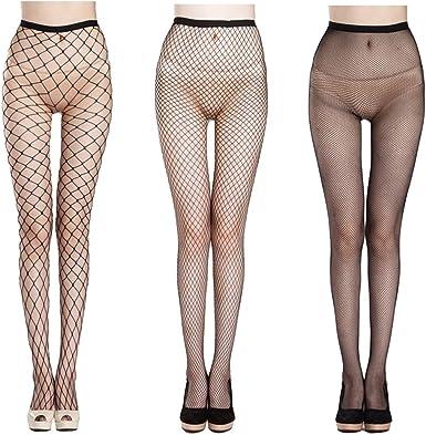 Fashion Women Ladies Black Big//Small Mesh Tights Fishnet Net Pantyhose Stockings