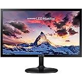 """Samsung S22F350FH Monitor PC 22"""" Full HD TN, 1920 x 1080, 60 Hz, 5 ms, D-Sub, HDMI, Nero"""