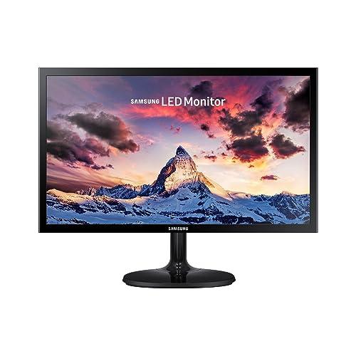 "Samsung S22F350FH Ecran PC LED 22"" (54.6cm) (Full HD 1920x1080, 5ms, 16:9, VGA/HDMI) Noir"